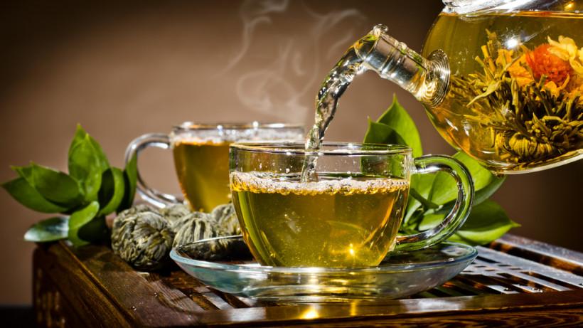 Зелений чай стимулює роботу нашого мозку