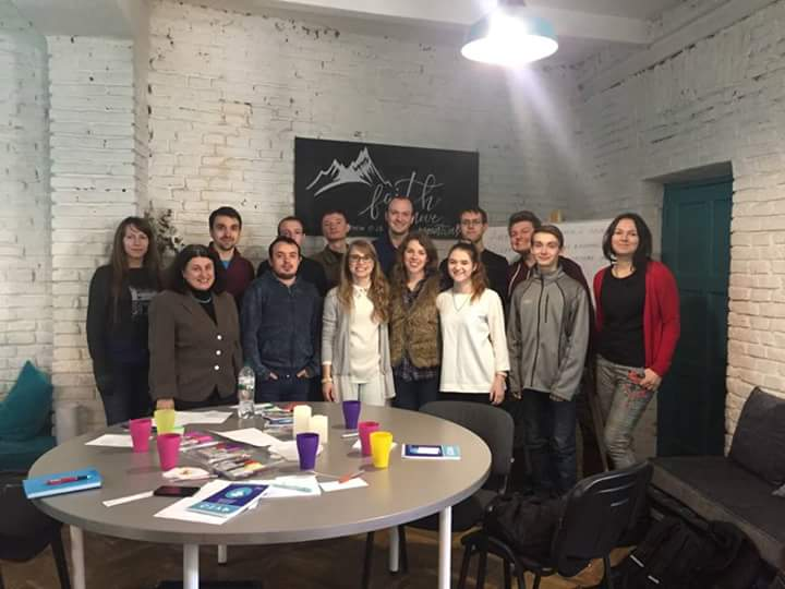 Зустріч ССХ «Благовістя студентам в часи постмодернізму»
