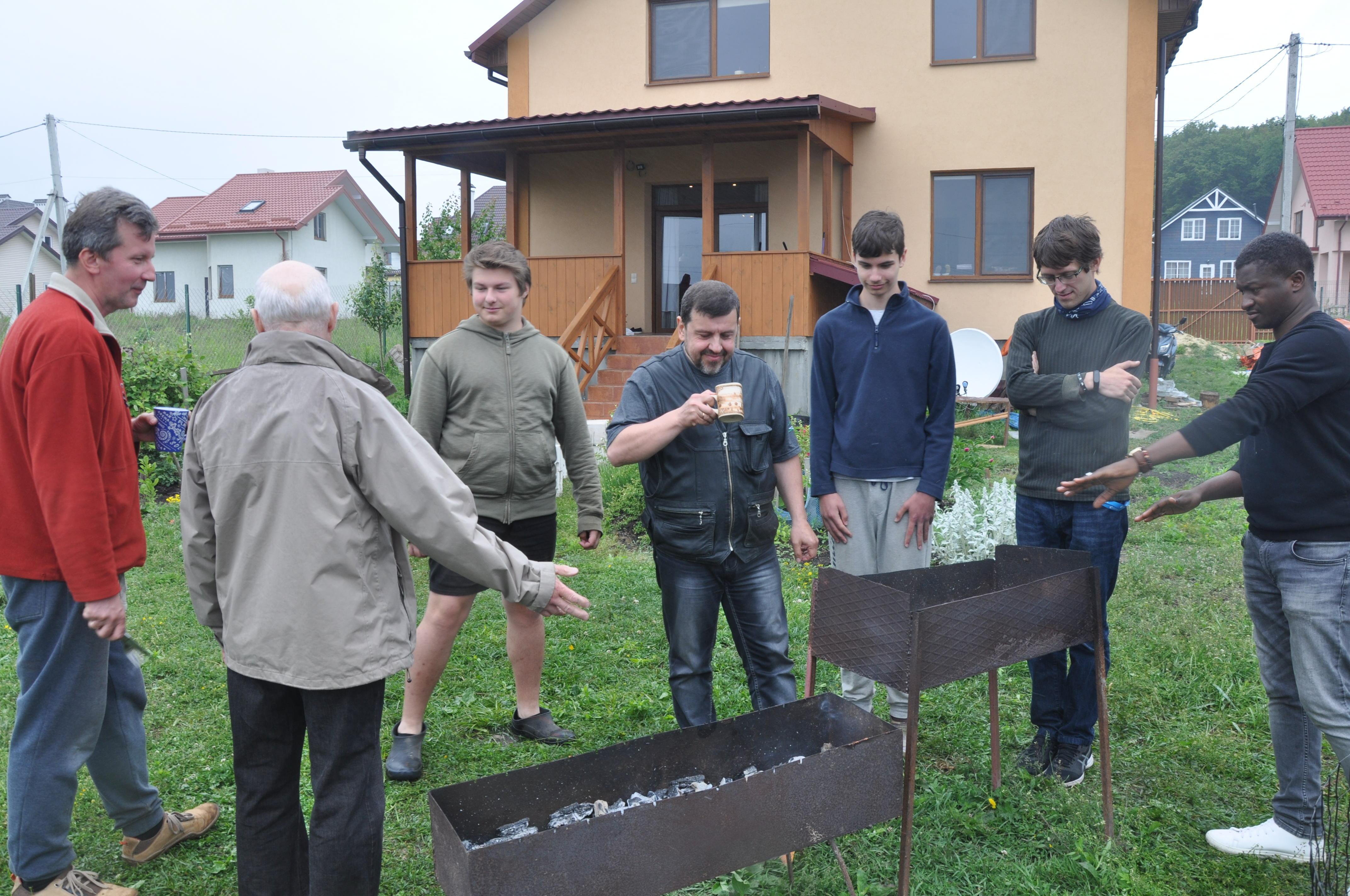 Святкування річниці церкви у Львові Фотозвіт День 1