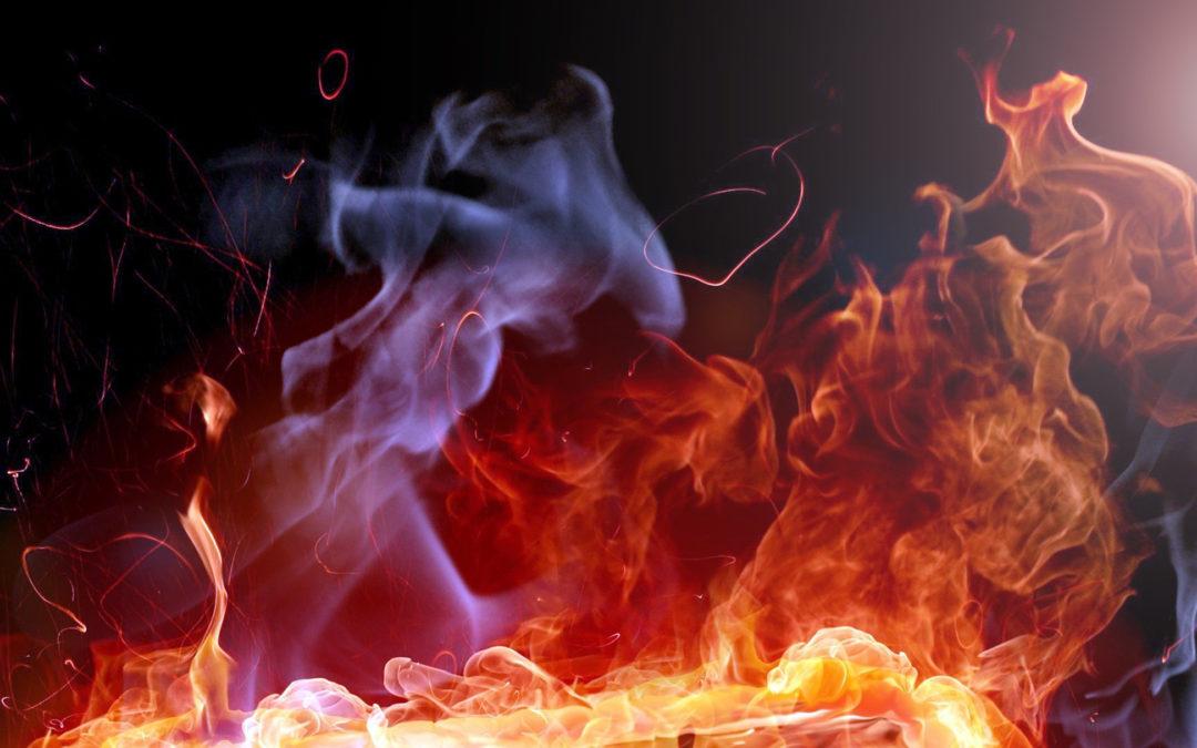 Чи прийде вогонь з неба